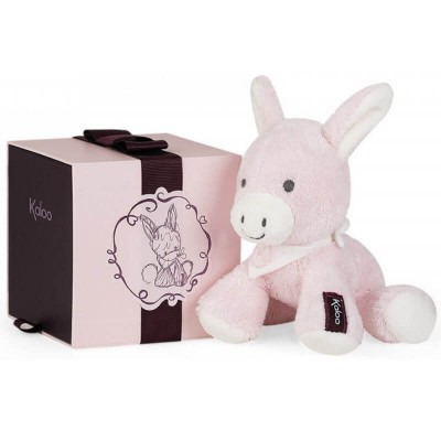 Kaloo Les Amis Babies Regliss Donkey Pink - Small 19cm