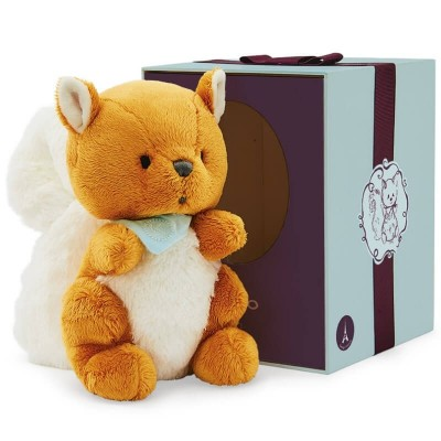 Kaloo Les Amis Biscotte the Squirrel - Small 19cm