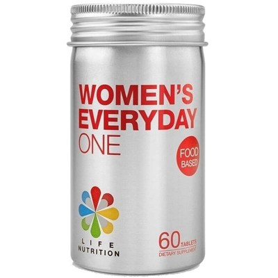 Life Nutrition Womens Everyday One (60 tablets)