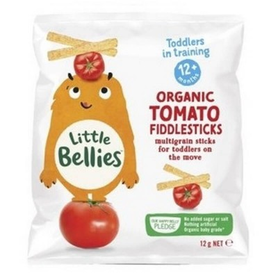 Little Bellies Organic Tomato Fiddlesticks 12g (12mos+)