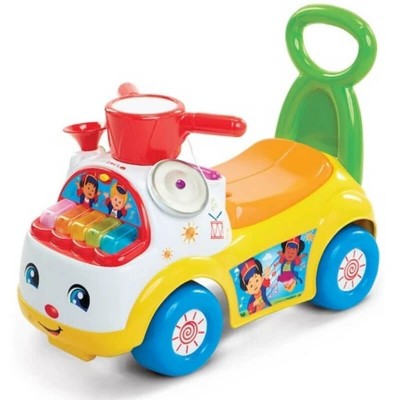 Fisher Price Little People Music Parade Ride-On - White