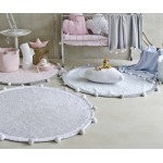 Lorena Canals Bubbly Soft Pink Ø 120 cm (Rug)