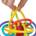 Nuby Lots-a-Loops Teether Toy (3m+)