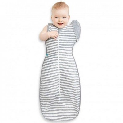 Love to Dream Swaddle UP 50/50 Grey 1.0 Tog