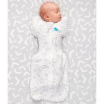 Love to Dream Swaddle UP BAMBOO Grey 1.0 Tog **Exclusive to Baby Central**