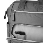 Skip Hop Mainframe Wide Open Diaper Backpack - Charcoal