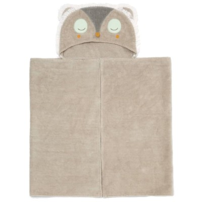 Mamas & Papas Owl Hooded Towel