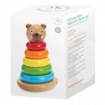 Manhattan Toys Brilliant Bear Magnetic Stack