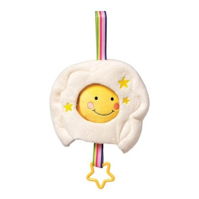 Manhattan Toys Lullaby Sun Musical Pull Toy