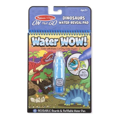 Melissa & Doug Water WOW! Water Reveal Pad - Dinosaur