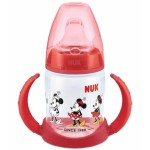 NUK Mickey/Minnie Mouse PP Learner Bottle 150ml with Silicone Spout