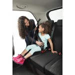 mifold Grab-and-Go Car Booster Seat - Slate Grey