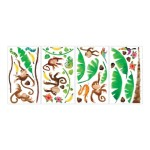 RoomMates Monkey Business Wall Decals