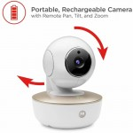 Motorola MBP855CONNECT 5 inch Portable Video Baby Monitor with Wi-Fi