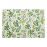 Mimosa Multi-Purpose Bamboo Muslin Swaddle (44 x 44 inches) - Leaf