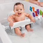 Summer Infant My Bath Seat - Grey