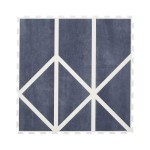 Toddlekind Prettier Playmat 120x180cm - Nordic Collection - Petroleum