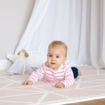 Toddlekind Prettier Playmat 120x180cm - Nordic Collection - Vintage Nude