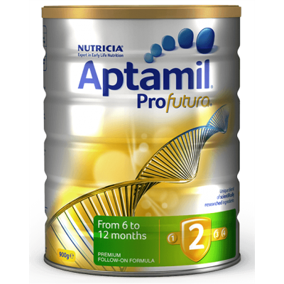 Aptamil Nutricia  Profutura Follow-On Formula 2 (From 6-12 Months) - 900g