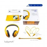 onanoff BuddyPhones WAVE - Yellow Bee