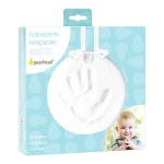 Pearhead Babyprints Keepsake - White