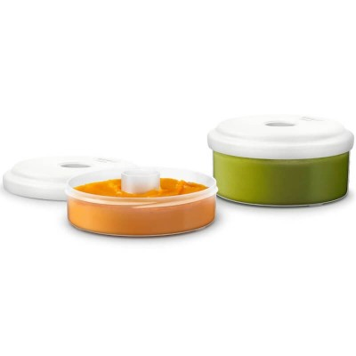 Philips Avent Fresh Food Storage Pots (2 Pack)