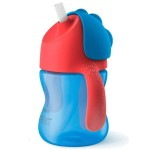 Philips Avent Straw Cup 200ml (9mos+) - Blue