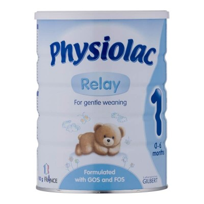Physiolac Infant Formula 1, 900g (0-6months)