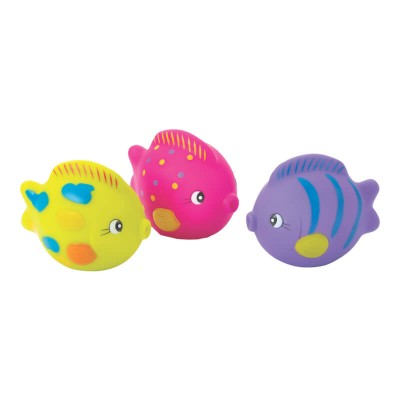 Playgro Ocean Friends Squirtees (Pink)