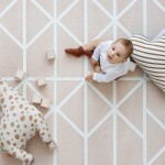 Toddlekind Prettier Playmat 120x180cm - Nordic Collection - Clay