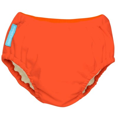 Charlie Banana Reusable Swim Diaper - Fluorescent Orange
