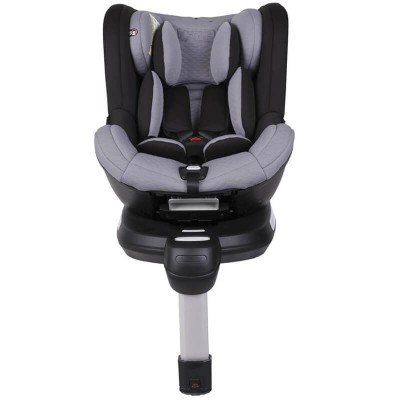 Mountain Buggy Safe Rotate Car Seat - Black/Silver