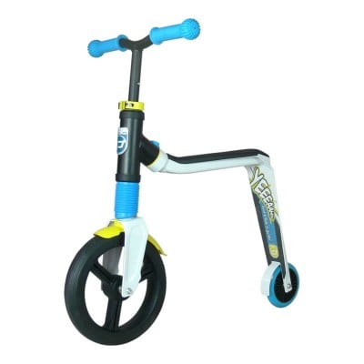 Scoot & Ride Scoot & Ride - Highwayfreak (3 yr+) Blue + Yellow