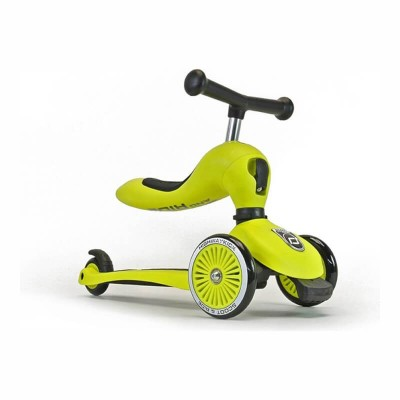 Scoot & Ride HighwayKick 1 - Lime