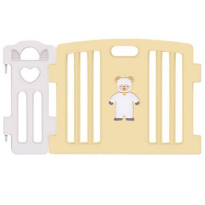 Haenim Toy Signature Baby Room Extension - Pastel Yellow