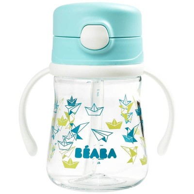 Beaba Sippy Cup 240ml - Blue
