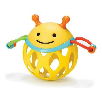Skip Hop Explore & More Roll-Around Rattles - Bee