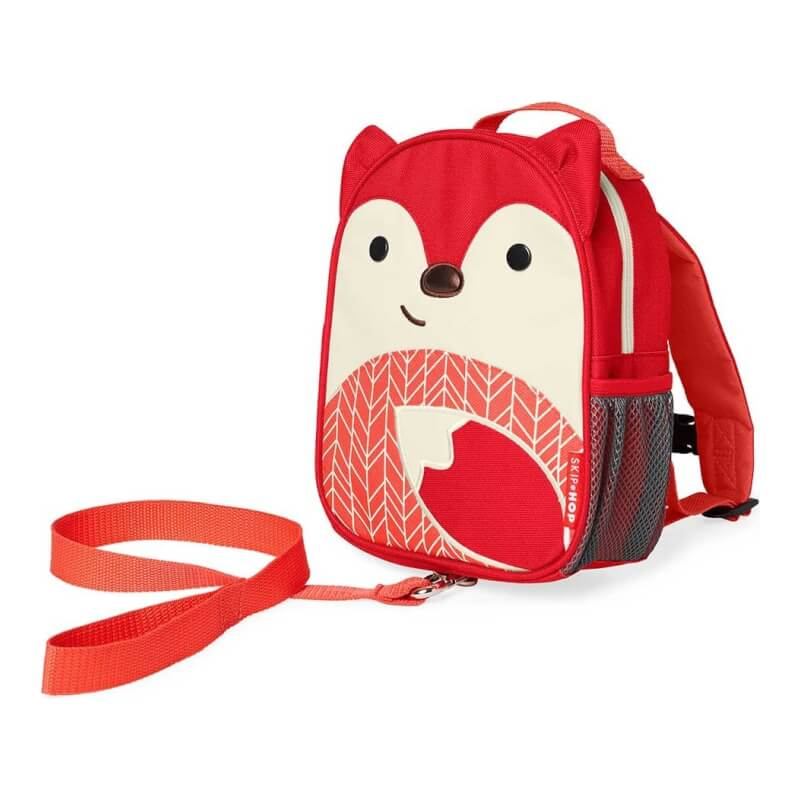 Skip Hop Zoolet Mini Backpack with Rein - Fox 0273a7ebcc