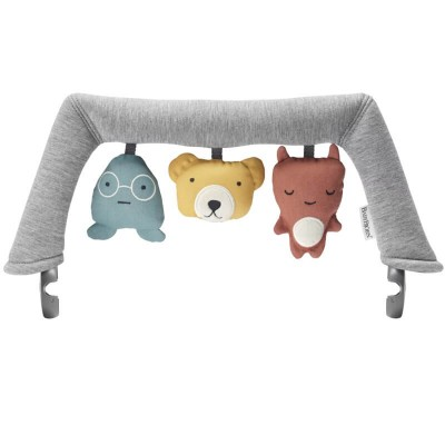 BabyBjorn Soft Toy for Bouncer - Soft Friends
