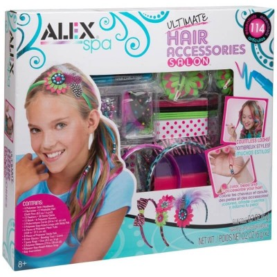 ALEX SPA Ultimate Hair Accessories Salon Craft Kit