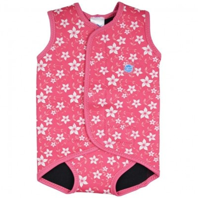 Splash About BabyWrap - Pink Blossom