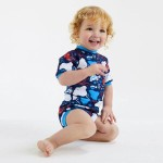 Splash About Happy Nappy Wetsuit - Under the Sea