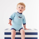 Splash About Happy Nappy Wetsuit - Vintage Moby