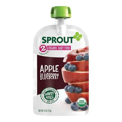 Sprout Organics Apple Blueberry