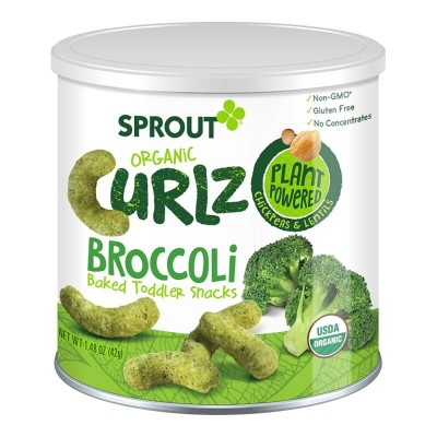 Sprout Organics Broccoli Curlz