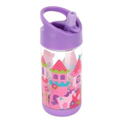 Stephen Joseph Flip Top Bottle - Princess