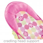 Summer Infant Deluxe Baby Bather - Circle Daisy