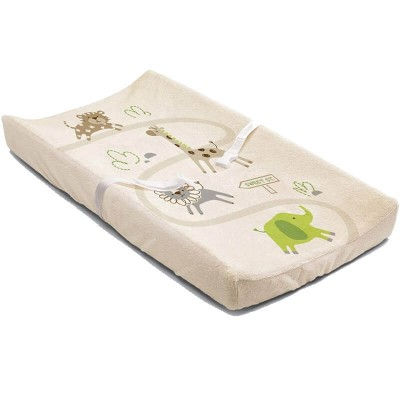 Summer Infant Ultra Plush Changing Pad Cover - Safari