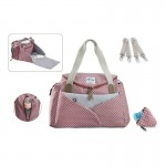 Beaba Sydney II Changing Bag - Play Print, Marsala