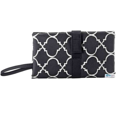The First Years Travel Changing Pad - Black Quatro